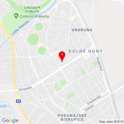 Toplianska 22,Bratislava,821 07