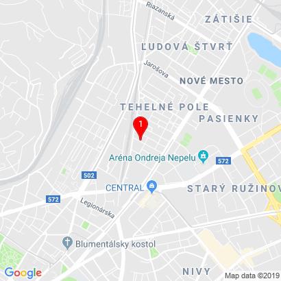 Robotnícka 3103/14,Bratislava-Nové Mesto,83103