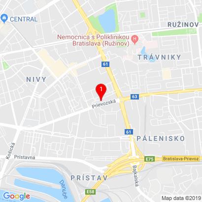 Martinčekova 10,Bratislava - Ružinov,82109