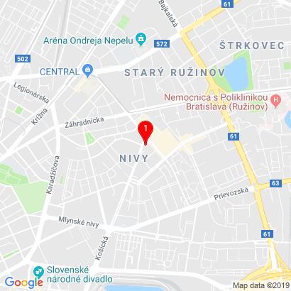 Košická 56,Bratislava,820 08