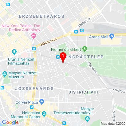 Népszínház utca 39-41,Budapešť,1081