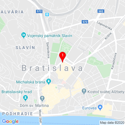 Nám. 1. mája 14,Bratislava,