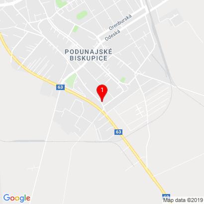 Šamorínska 65,Bratislava,821 04