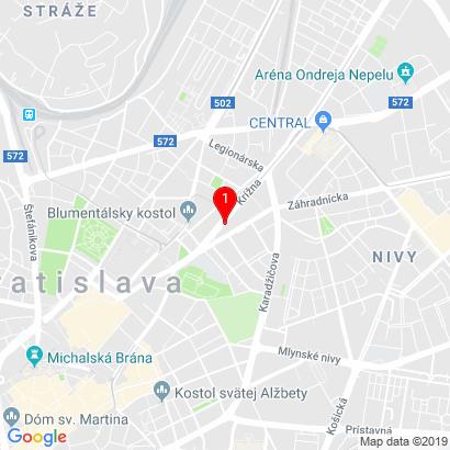 Krížna 12,Bratislava,811 07