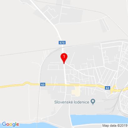Hadovská cesta 5,Komárno,94501