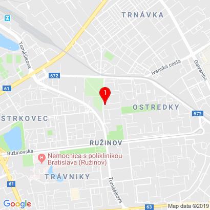 Radarova 2,Bratislava,