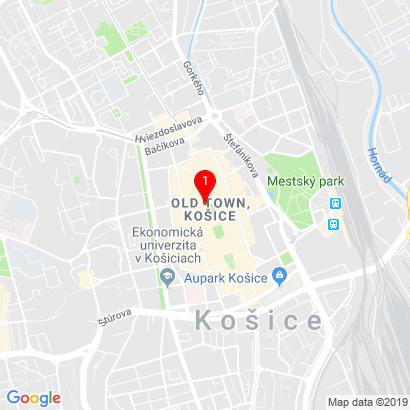 Hlavná 68,Košice-Staré Mesto,04001