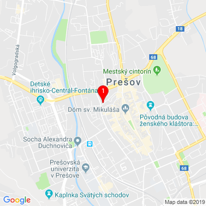 Okružná 41,Prešov,080 01