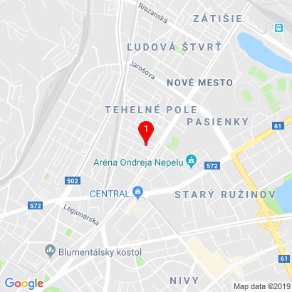 Osadná 2,Bratislava,831 03