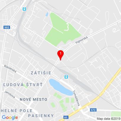 Vajnorská,Bratislava,831 04