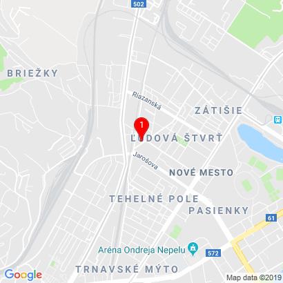 Hálkova 1,Bratislava,831 03