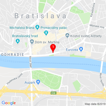 Vajanského nábr. 7,Bratislava,811 02