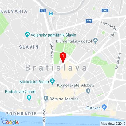 Námestie 1. mája 5,Bratislava,811 06