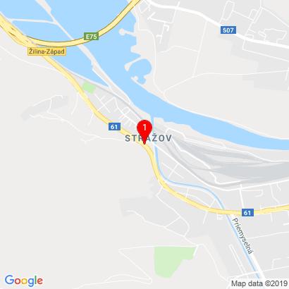 Bratislavská 61,Žilina,010 01