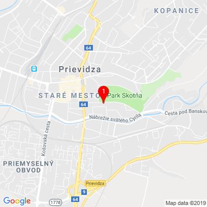 Dlhá 368/22,Prievidza,97101
