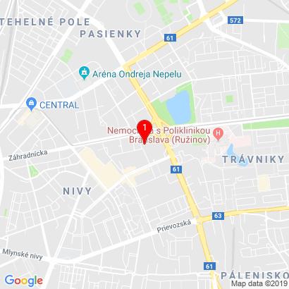 Klincová 37/B,Bratislava,821 08