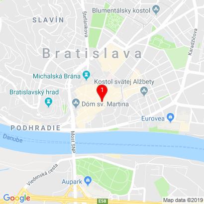 Laurinská 4,Bratislava,811 01