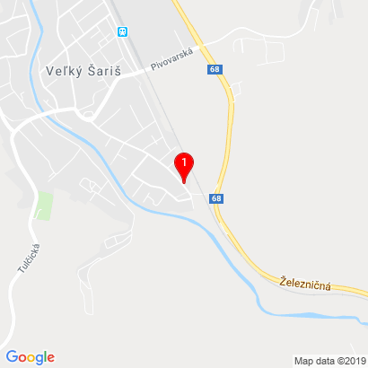 Prešovská 30,Veľký Šariš,08221