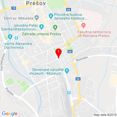 Masarykova 10,Prešov,