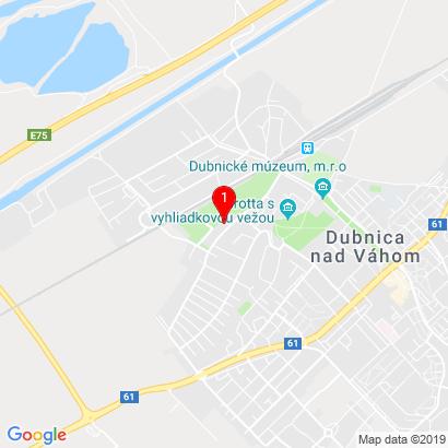 Športovcov 659/7,Dubnica nad Váhom,018 41