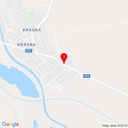 Ukrajinská 839/43,Košice-Krásna,04018