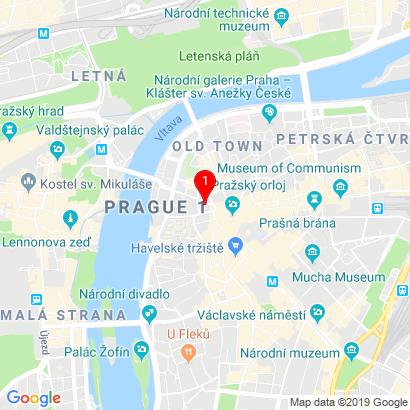Kaprova 42/14,Praha 1 - Staré Město,110 00