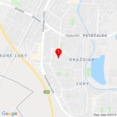 Budatínska 23,Bratislava - mestská časť Petržalka,85106