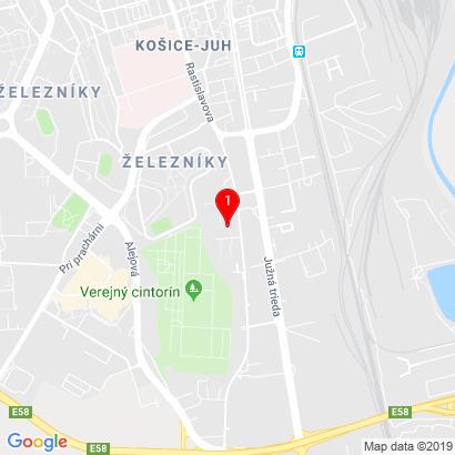 Poľská 3,Košice,Poľská 3