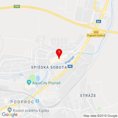 Sobotské nám. 1779/25, Spišská Sobota,Poprad,058 01