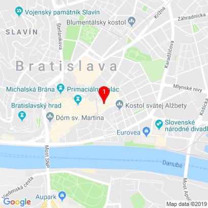 Dunajská,Bratislava - mestská časť Staré Mesto,811 08