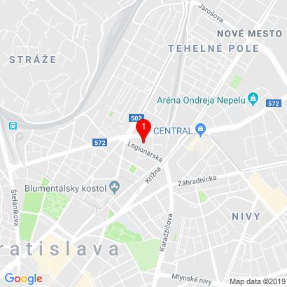 Jiskrova,Bratislava - mestská časť Nové Mesto,831 04