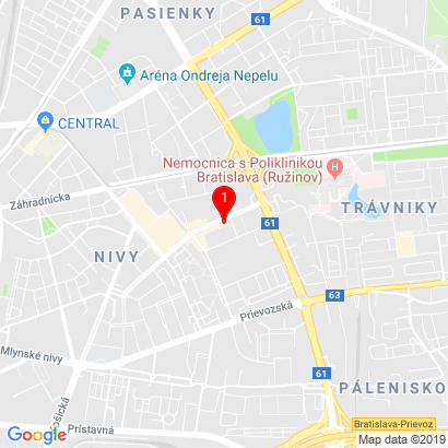 Trenčianska 56/F,Bratislava,821 08