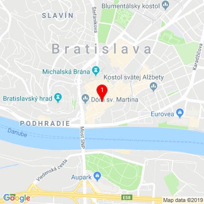 Panská 13,Bratislava,811 02