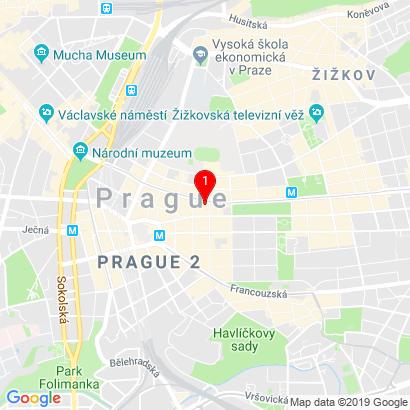Vinohradská 2165/48,Praha 2 Vinohrady,120 00