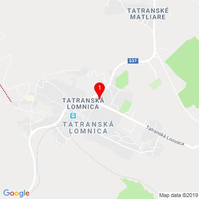 Tatranská Lomnica 66,Vysoké Tatry,059 60