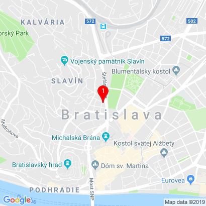 Gunduličova 1,Bratislava - mestská časť Staré Mesto,81105