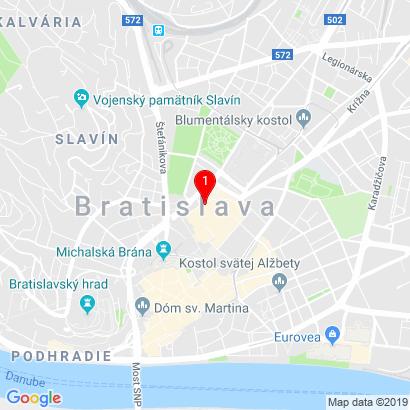Vysoká 14,Bratislava,
