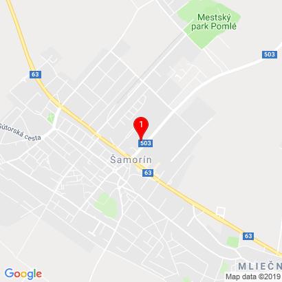 Senecká 9,Šamorín,931 01