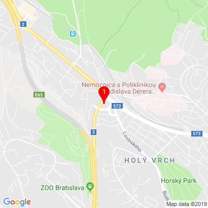 Mlynská dolina 1A,Bratislava,842 27