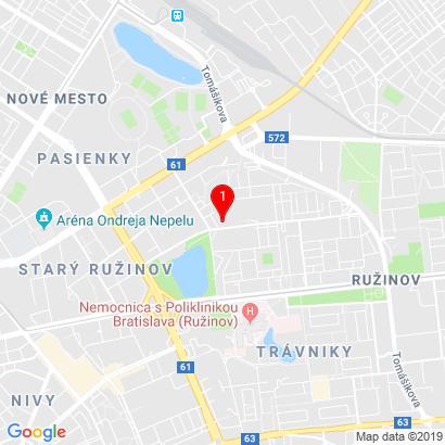 Drieňová 71/11,Bratislava-Ružinov,82103