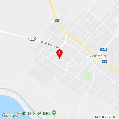 Dunajská 29,Šamorín,931 01