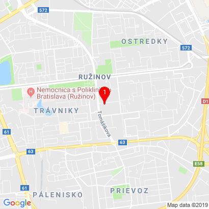 Tomášikova 10/D,Bratislava - mestská časť Ružinov,821 03