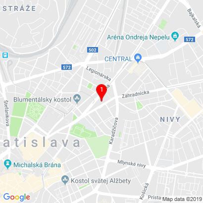 Nám. M. Benku 12,Bratislava,811 07