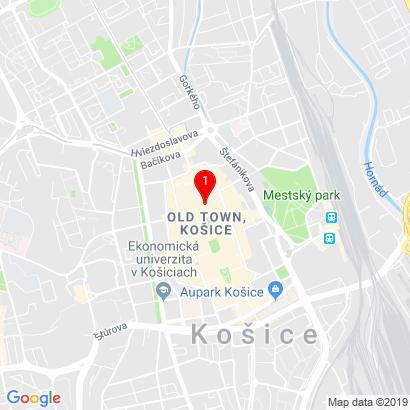 Hlavná 83,Košice,040 01
