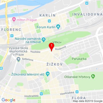 Prokopovo náměstí 193/3,Praha 3,130 00