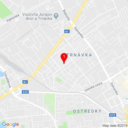 Bulharská 55,Bratislava,821 04