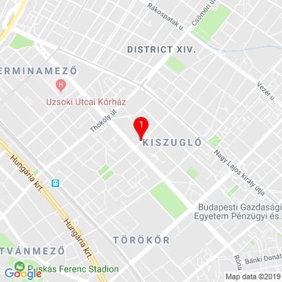 Szugló utca 54,Budapešť,1145