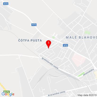 Czibóková 2,Dunajská Streda,92901