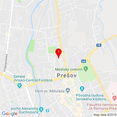 Wolkerova 8,Prešov,080 01