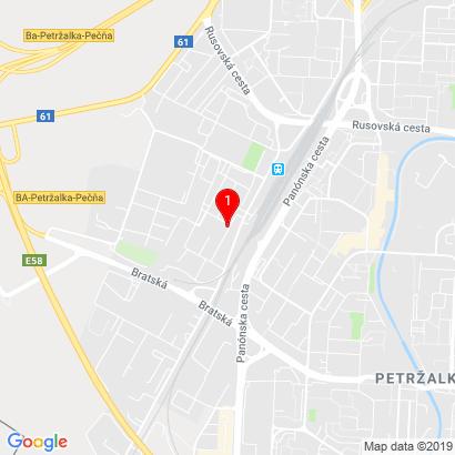 Kopčianska 6211,Bratislava,85101
